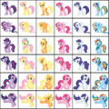 Some gambar of ponies