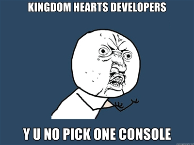 Some memes part1 kingdom hearts and final fantasy photo