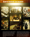 Sons of Anarchy App - Jax's patch-in party - sons-of-anarchy photo