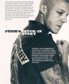 Sons of Anarchy App - Juice's patch-in story
