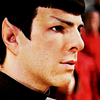Star Trek (2009) photo with a portrait titled Spock