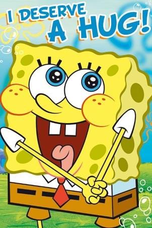 Spongebob Hug