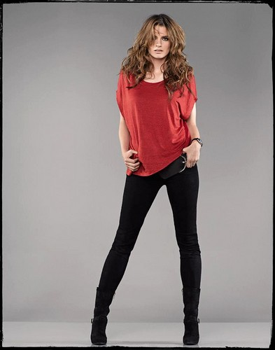 Stana Katic as Katherine Beckett