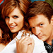 Stana & Nathan - nathan-fillion-and-stana-katic icon