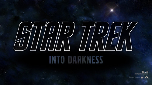 star, sterne Trek Into Darkness Logo