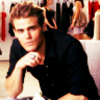 Stefan Salvatore photo possibly containing a portrait called Stefan*-*
