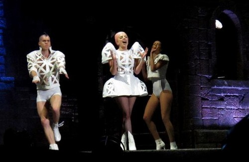 THE BORN THIS WAY BALL TOUR LIMA , PERÚ - 23/11/2012