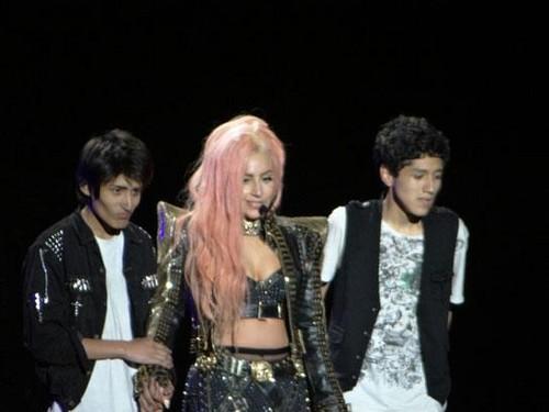 THE BORN THIS WAY BALL TOUR LIMA , PERÚ - 23/11/2012