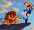 TLK 2 - the-lion-king-2-simbas-pride fan art