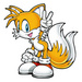 Tails the fox - tails icon