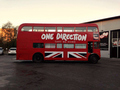 Take me home tour bus