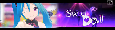 hatsune miku wallpaper titled Tell Your World + Sweet Devil
