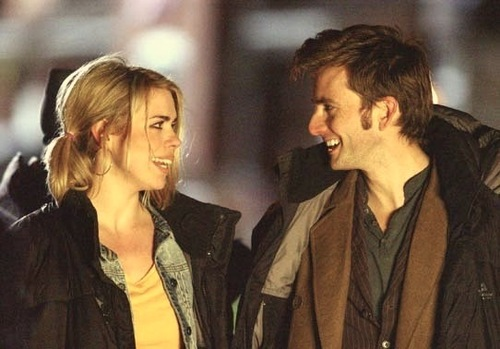 Ten/Rose <3 David/Billie <3