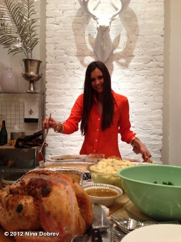 Thanksgiving araw