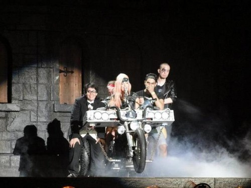 The Born This Way Ball Tour in Asuncion, Paraguay
