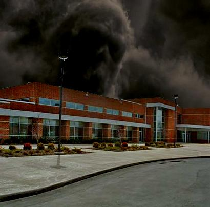 The Death Eaters Attacked my School!