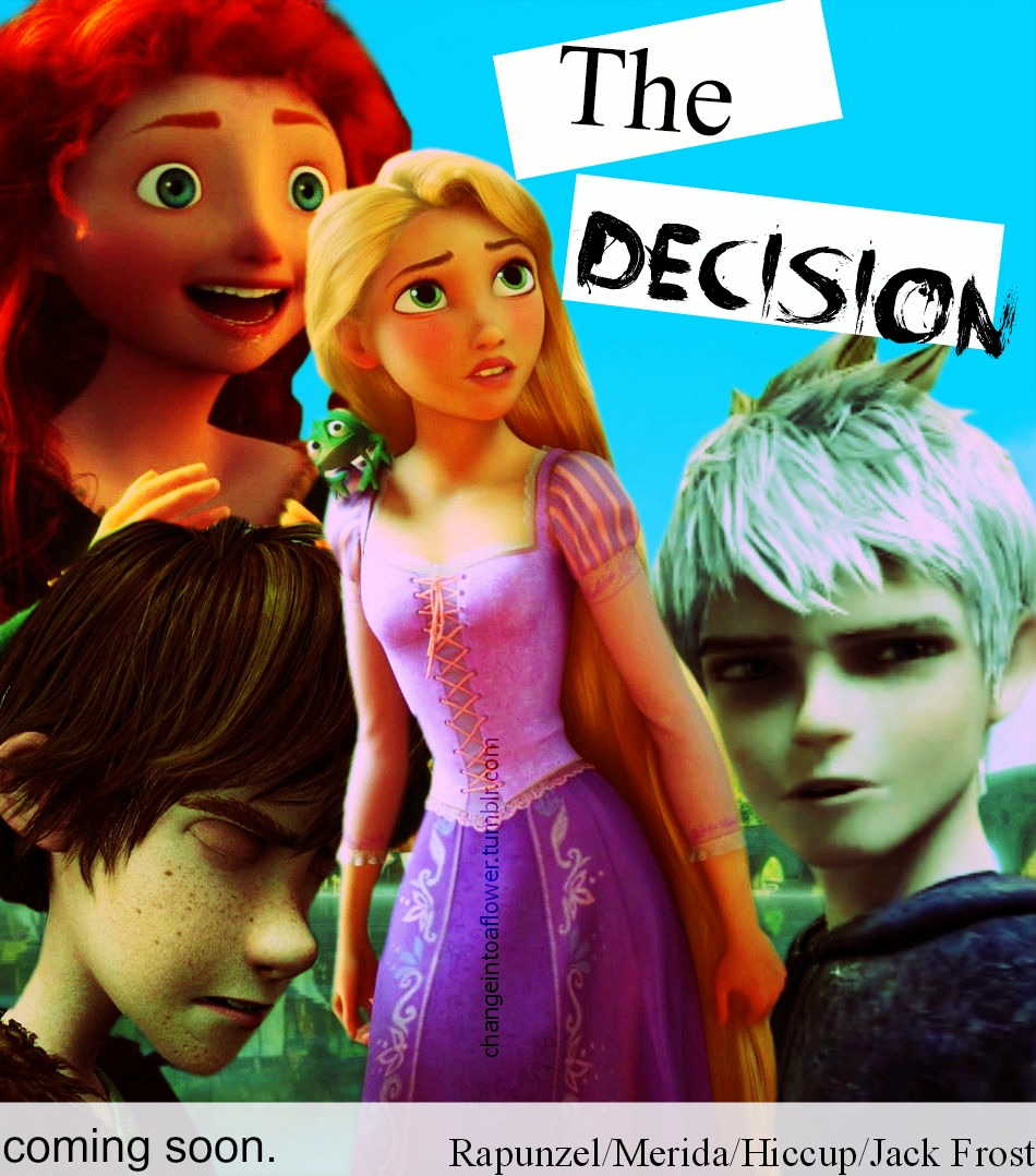 The Decision. New story.