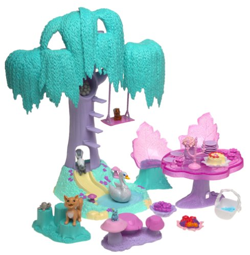 The Enchanted Forest playset
