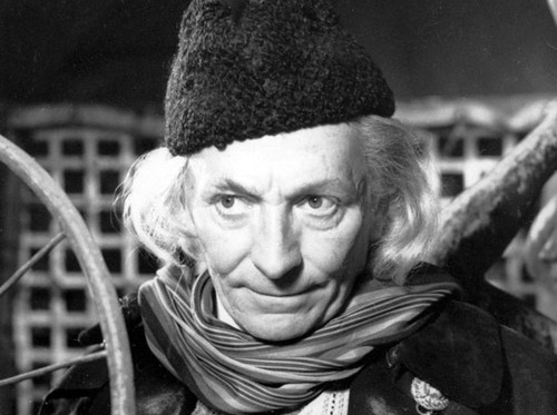The First Doctor Era