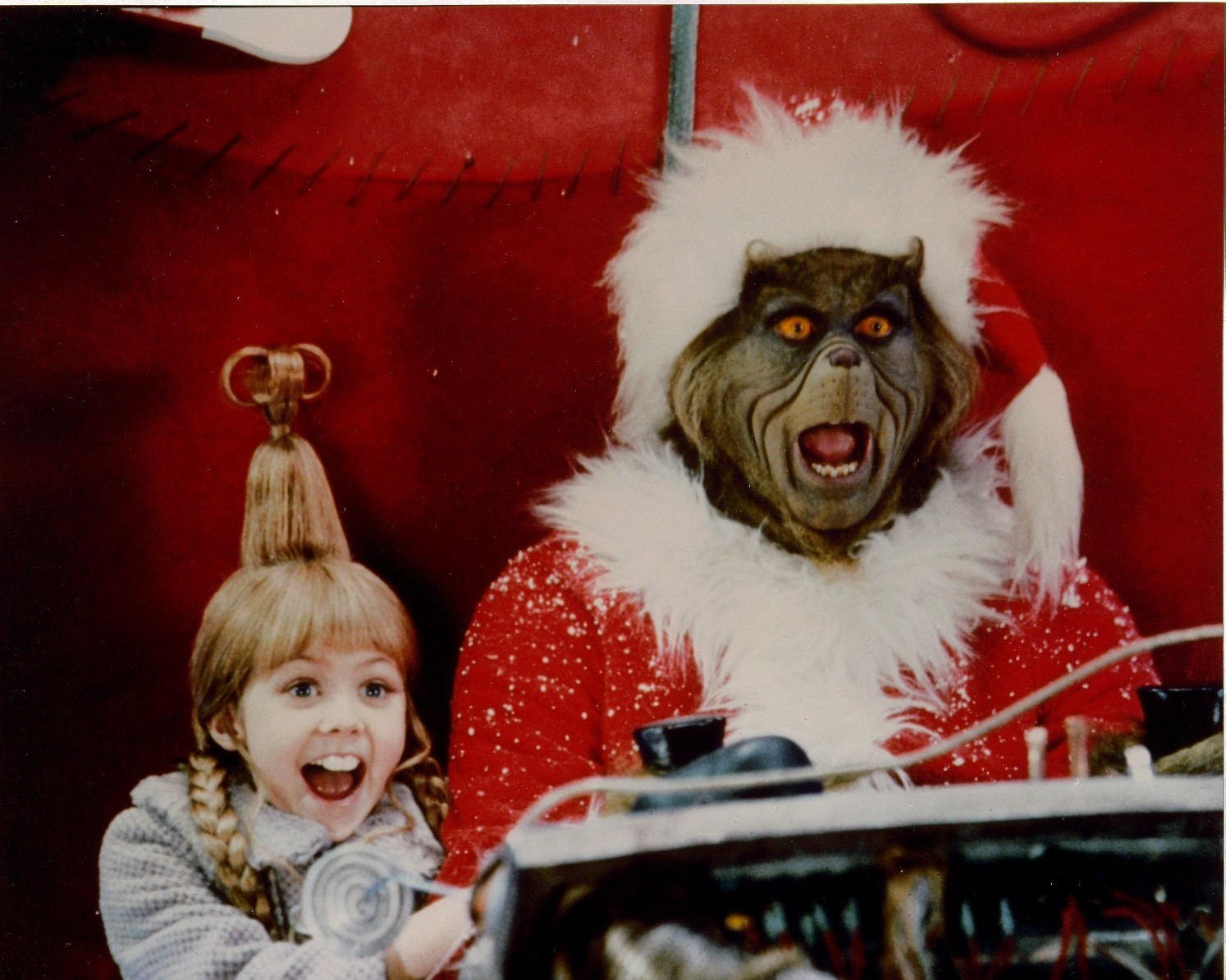The grinch who stoled christmas movie