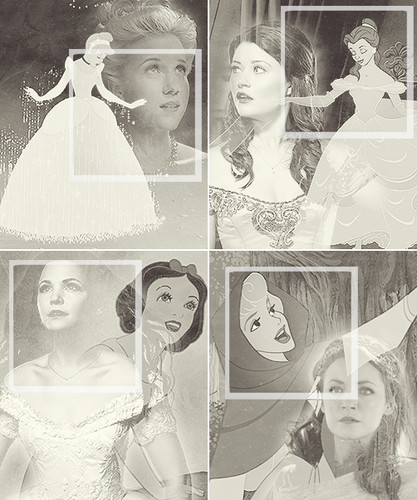 The Princesses of Once Upon a Time