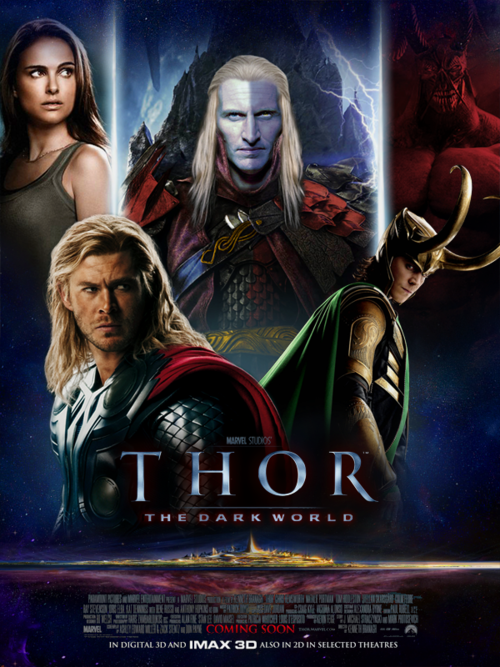 Thor the dark world thor the dark world