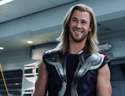 Thor achtergrond called Thor :)