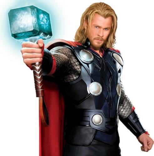 Thor Hintergrund entitled Thor!