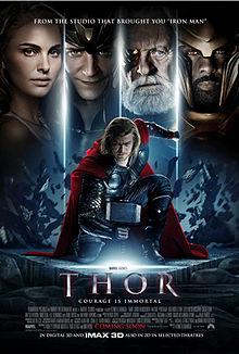 Thor fond d'écran possibly with animé called Thor!