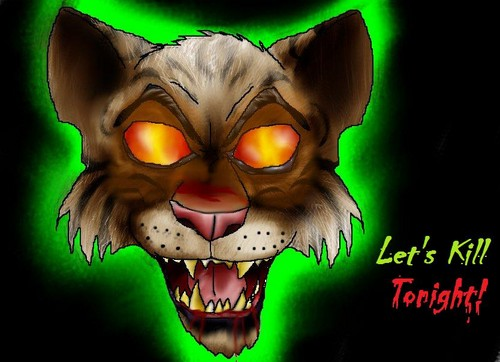 Tigerstar - Lets kill tonight