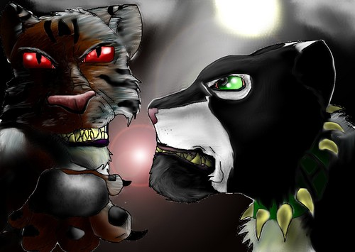 Tigerstar and Bone