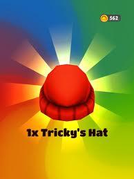Tricky's Hat