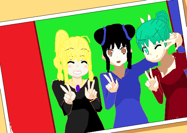 US~ ♥ Drawn por Sora~ =w=