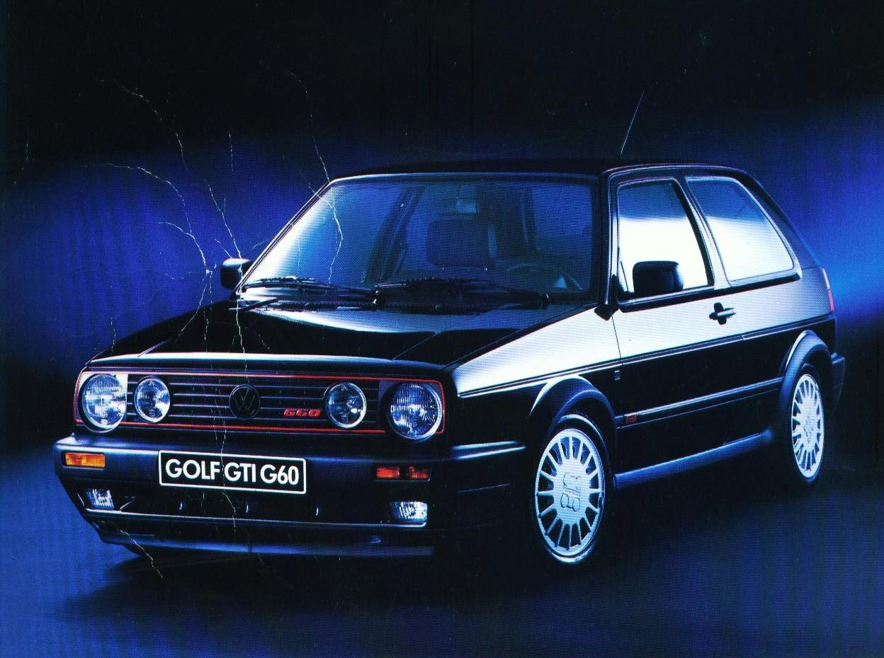 Vw Gti 0 60 >> VW Golf MK2 GTI G60 16V - Volkswagen Photo (32835741) - Fanpop