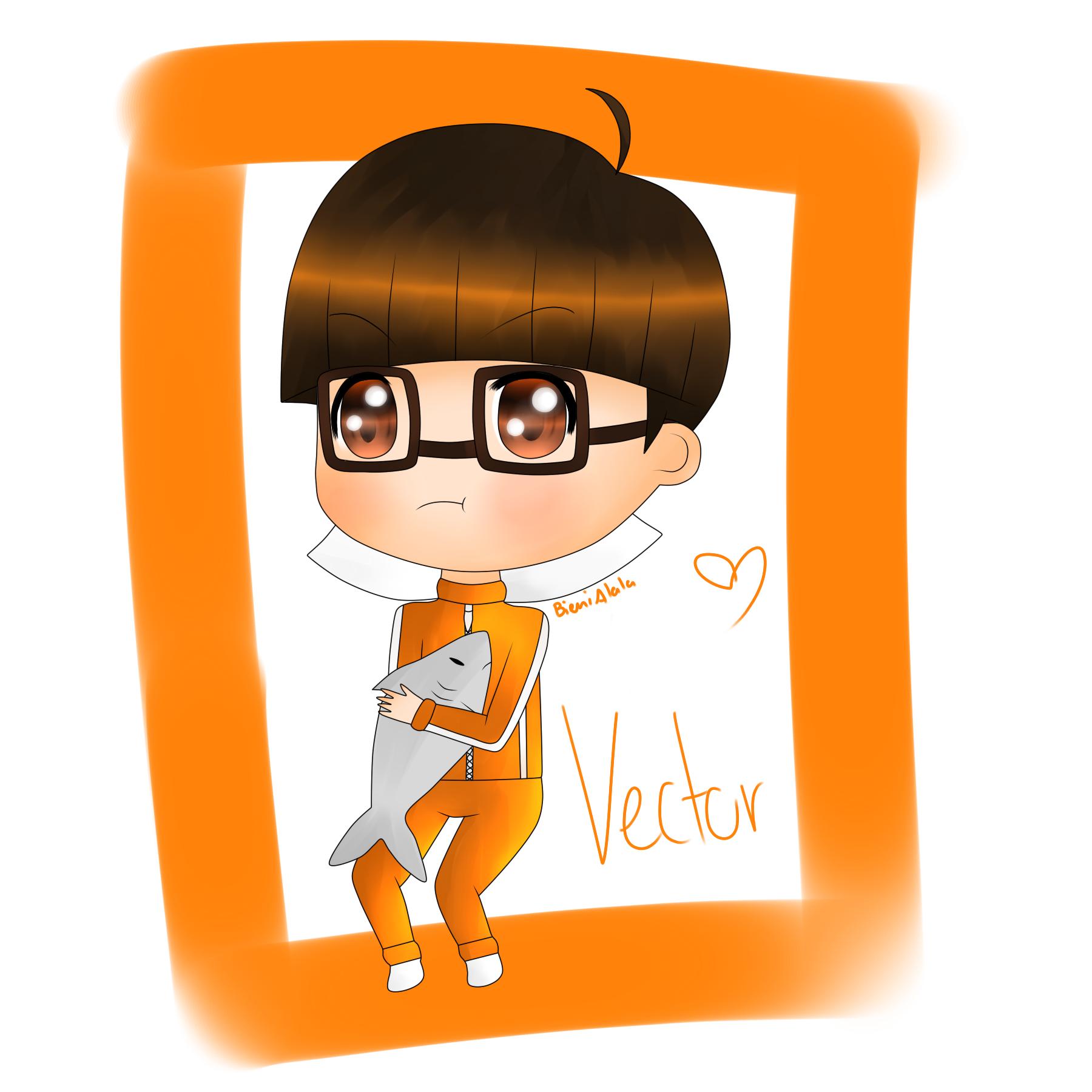 Despicable Me VectorDespicable Me Vector
