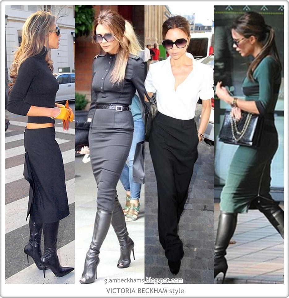 Victoria Beckham Style 2012 Victoria Beckham Photo