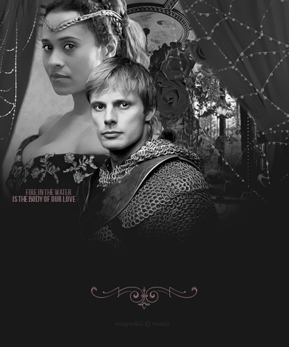 Vote For Arthur and Guinevere As Your Favourite Couple