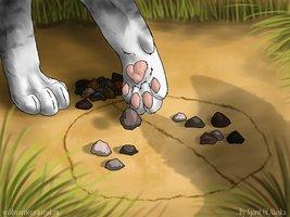 Voting stones