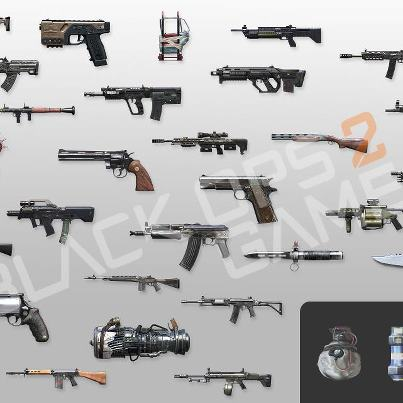 WEAPONS ON ZOMBIES - BLACK OPS 2FANS Photo (32884190) - Fanpop