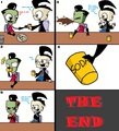 Way to Read the Label - invader-zim fan art
