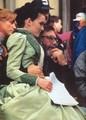 Winona Ryder & Francis Ford Coppola - bram-stokers-dracula photo