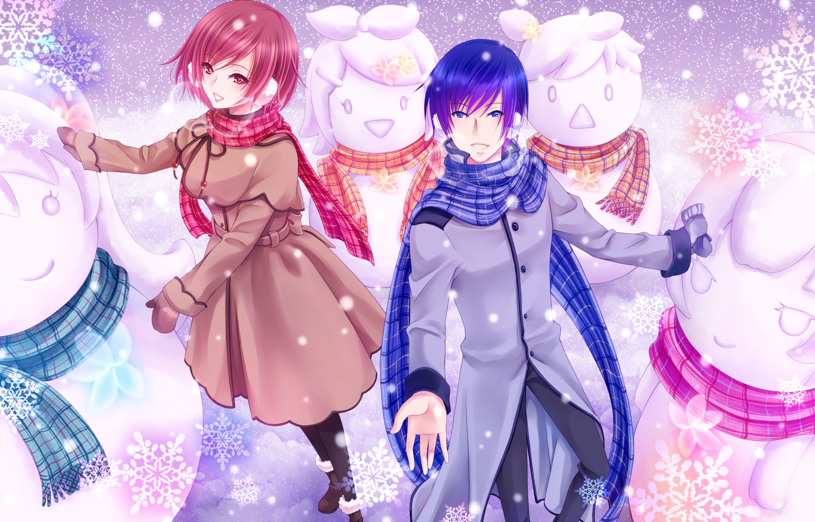 Winter l'amour