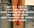 Wise Words - gay-rights photo