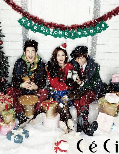 Wonder Girls Lim and JJ Project – Ceci Magazine