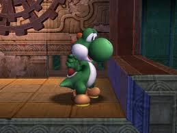 Yoshi is Surprised