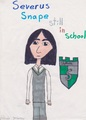 Young Severus - severus-snape fan art