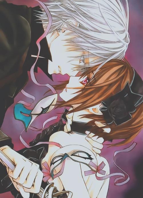 Vampire Knight - Yuki + Zero images Yuki & Zero wallpaper ...