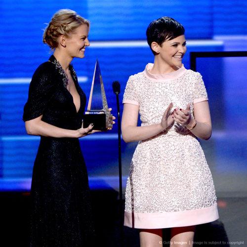 at the 2012 American música Awards