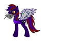discords good son - my-little-pony-fim-fan-characters photo