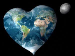 o espaço wallpaper titled earth